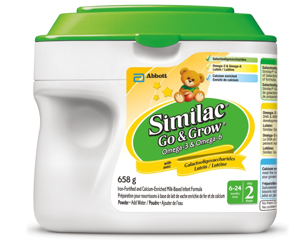 Trusted by hospitals as the number one brand of baby formula, Similac understands the value of nutrition from day one. Because every baby is different in his or her own way, Similac offers a wide range of products that nurture development, stimulate growth and balance your baby.